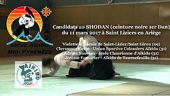 Aïkido Midi-Pyrénées: interview de Raymond Solano Président de la Ligue FFAB-MP et Jean-Pierre Saintouil FFAAA à Saint Lizier (09 ) #FFAB #Aikido @aikidoffaaa